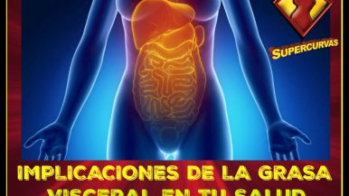 Implicancias de la grasa visceral en tu salud